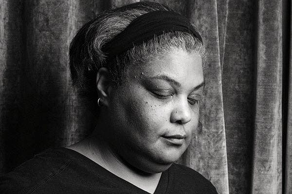 Roxane Gay: ruminative, repetitive and solipsistic