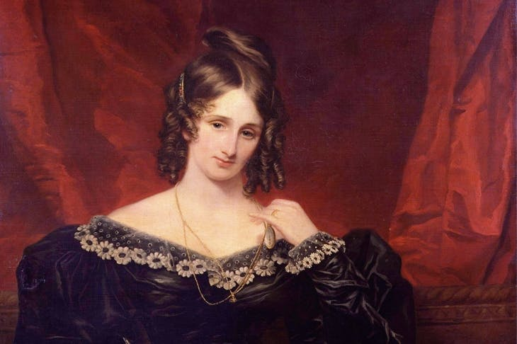 Mary Shelley: a major writer, with a heartbreakingly difficult life