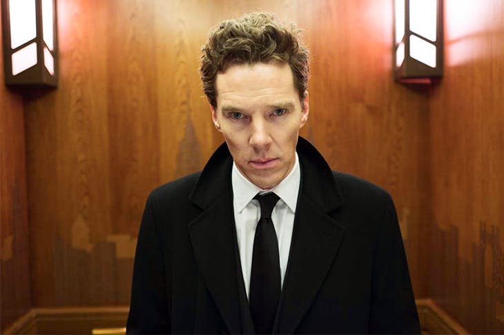 Living the high life: Benedict Cumberbatch as Patrick Melrose