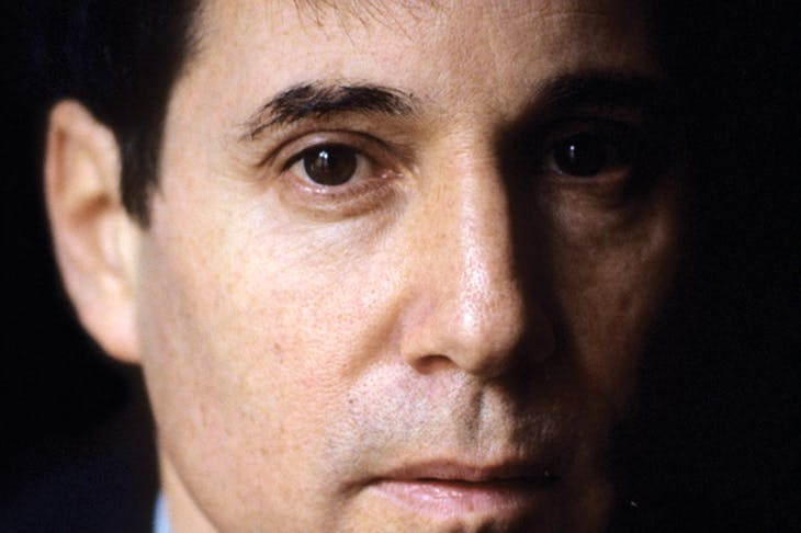 Hello darkness, my old friend: Paul Simon, determined to ensure that his true self remains in shadow