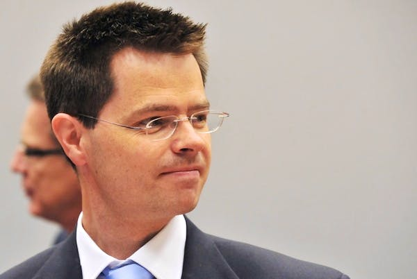 Security minister James Brokenshire argued on Tuesday that the public did not need to worry about the Communications Data Bill. Picture: Getty.