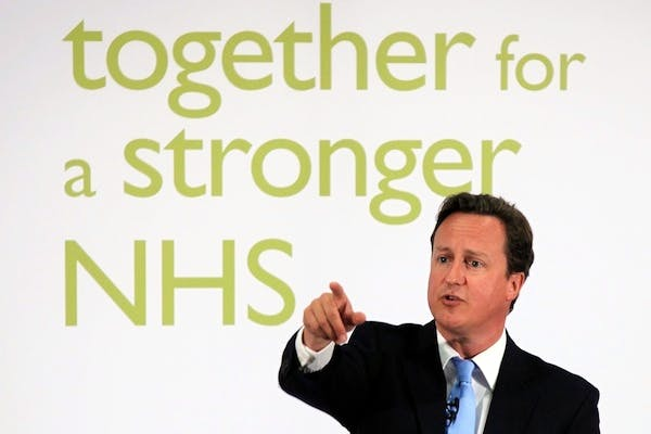 It is unlikely that the ring-fence around the NHS budget. Picture: Getty.