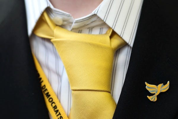 The Lib Dems are continuing to oppose the boundary reforms. Picture: Getty