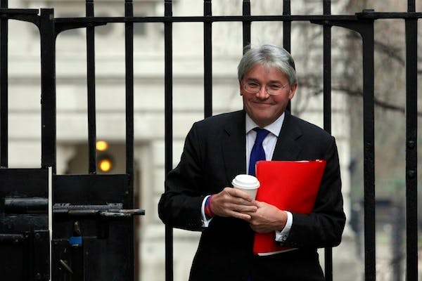 The row about Andrew Mitchell's comments to police at the gates of Downing Street rumbles on. Picture: Getty.