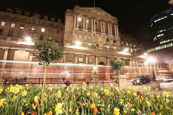 Adverts for the next Governor of the Bank of England will appear in the press this Friday. Picture: Getty.