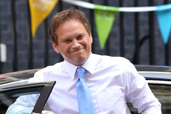 Grant Shapps today announced that the Conservatives would select candidates for 2015 using the existing constituency boundaries. Picture: Getty.