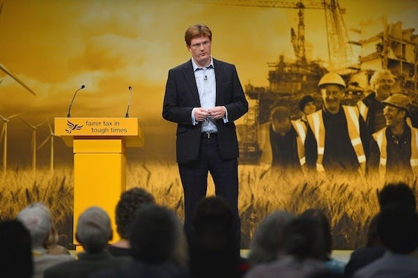 Danny Alexander said those who wanted to leave the European Union were 'potty'. Picture: Getty.