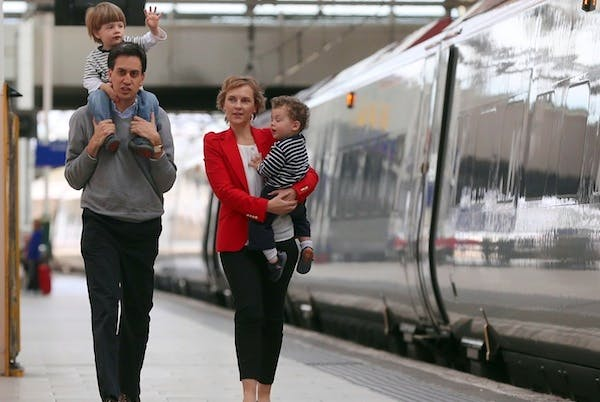 Ed Miliband's mission for his party conference this autumn is to show voters what he's really like. Picture: Getty.