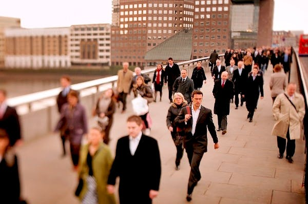 The reputation of the City of London, and the jobs of those who work there, depends on the reformed Libor rate standing up to scrutiny. Picture: Getty.