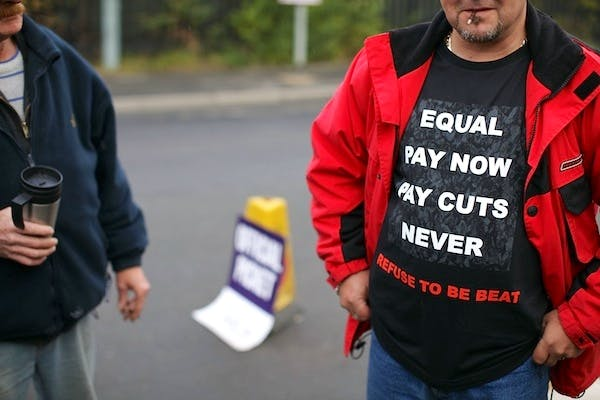 National pay bargaining needs reform. Picture: Getty.