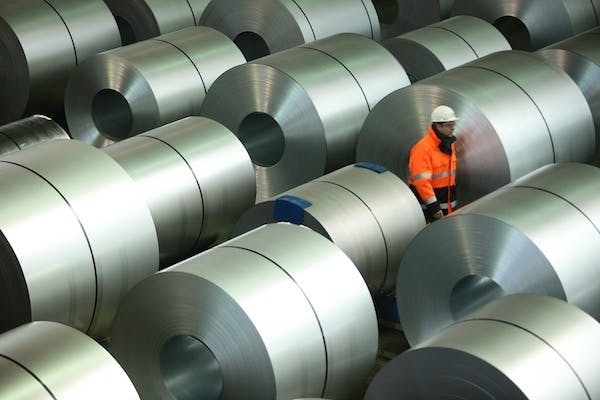 The UK's trade deficit narrowed to £1.5 billion in July from a £4.3 billion deficit in June. Picture: Getty.