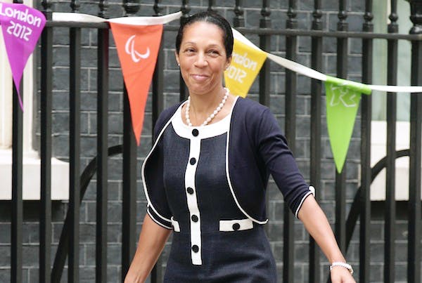 Justice Minister Helen Grant
