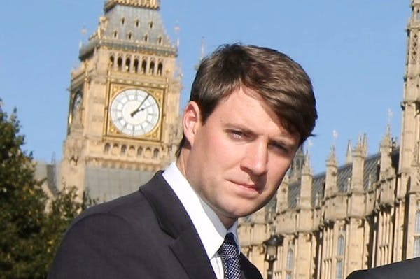 Chris Skidmore is one of the authors of Britannia Unchained. Picture: Press Association.