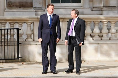 Liam Fox is one of the senior Conservatives to call for David Cameron to chase core Conservative voters. Picture: Getty.