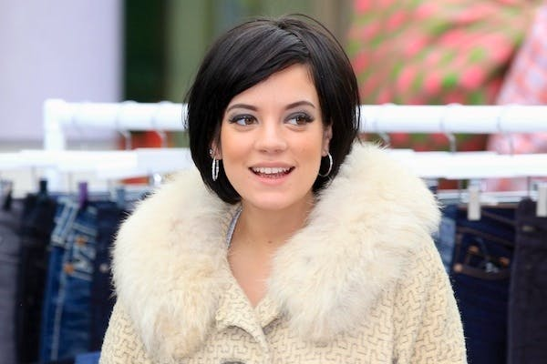 Lily Allen has weighed into the row over Jeremy Hunt's comments about abortion. Picture: Getty