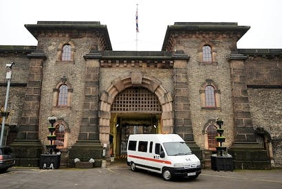 David Cameron will need to address rumours of a draft bill on votes for at least some prisoners today. Picture: Getty