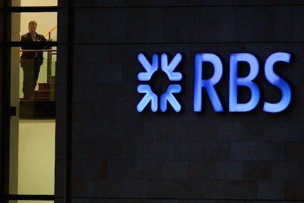 The Treasury Select Committee criticised the FSA's oversight of RBS. Picture: Getty