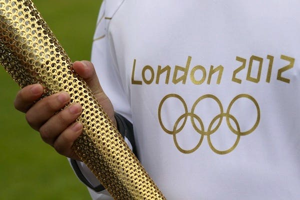 Today's good employment figures are partly down to the Olympic games. Picture: Getty