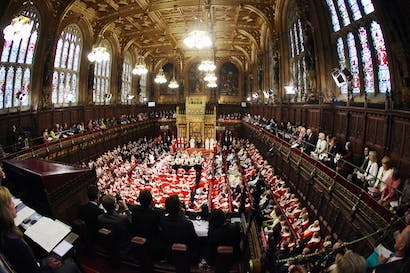 Peers have defeated the government on an amendment to the Local Government Finance Bill. Picture: Getty