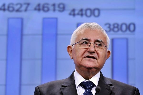 John Dalli resigned as EU commissioner for Health and Consumer Policy. Picture: Getty