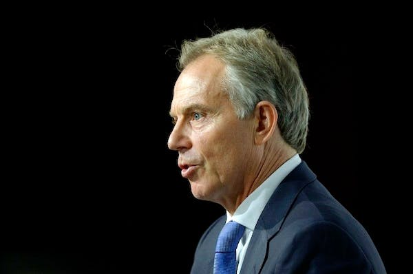 Tony Blair has suggested that part of a 'grand bargain' to revive the European Union could include an elected president. Picture: Getty