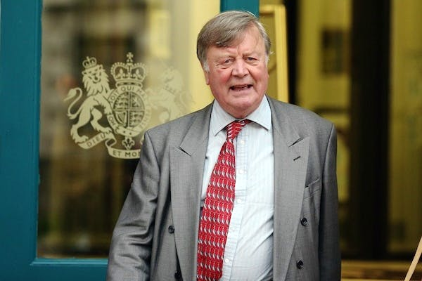 Ken Clarke told the Telegraph that he hopes the Tories will be able to tell voters in 2015 that they were a strong hand on the tiller of the economy. Picture: Getty
