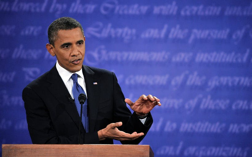 obama vs. romney on foreign policy essay Republicans are usually strong on foreign policy, but president barack obama's seemingly hawkish a primer on romney foreign policy released by the.