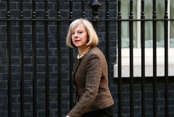 Theresa May today announced that Gary McKinnon will not face extradition to the US. Picture: Getty