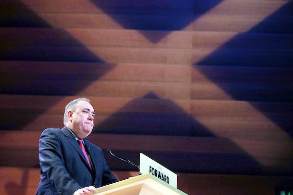The SNP yesterday admitted that it had not yet sought legal advice on the position of an independent Scotland in the European Union. Picture: Getty