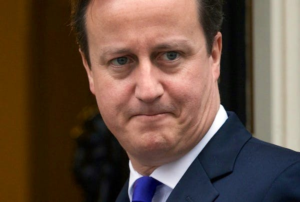 David Cameron needs to clarify that his personal desire would be for a cut in the EU budget, even if that is an unrealistic demand. Picture: Getty