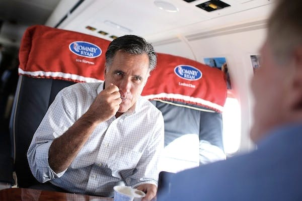 7 per cent of American Muslims are committed to voting for Mitt Romney in next week's election, more than treble the number who voted for McCain in 2008. Picture: Getty