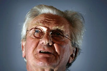 Lord Heseltine publishes his growth review for Number 10 today. Picture: Getty