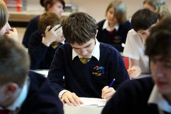 Former Downing Street policy chief James O'Shaughnessy argues that weak schools should be turned over to education management organisations. Picture: Getty