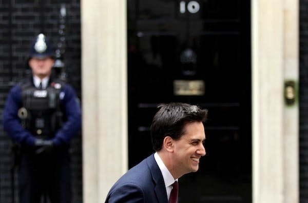 Ed Miliband is struggling to convince voters that he could be Prime Minister. Picture: Getty