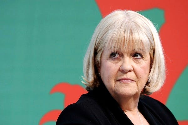Former Welsh Secretary Cheryl Gillan has stepped up her campaign against High Speed rail since being sacked in September's reshuffle. Picture: Getty
