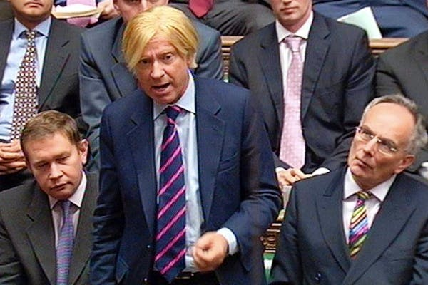 Michael Fabricant resigned as a government whip in September's reshuffle. Picture: Getty
