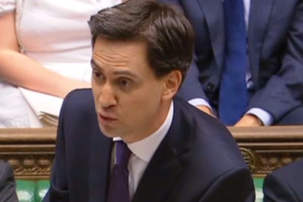 Ed Miliband attacks the Prime Minister on the competence of the government at PMQs.
