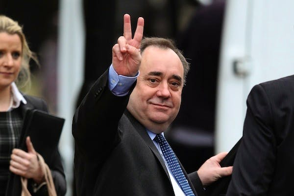 Alex Salmond is now Scotland's longest-serving First Minister. Picture: Getty
