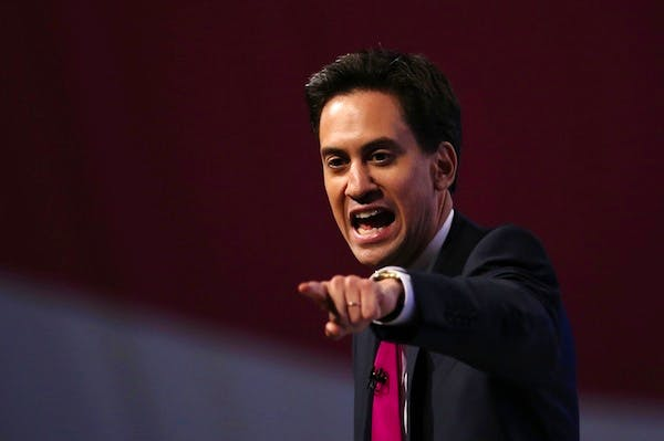 Ed Miliband will campaign this week for a Living Wage. Picture: Getty