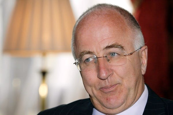 Denis MacShane today resigned as an MP. Picture: Getty