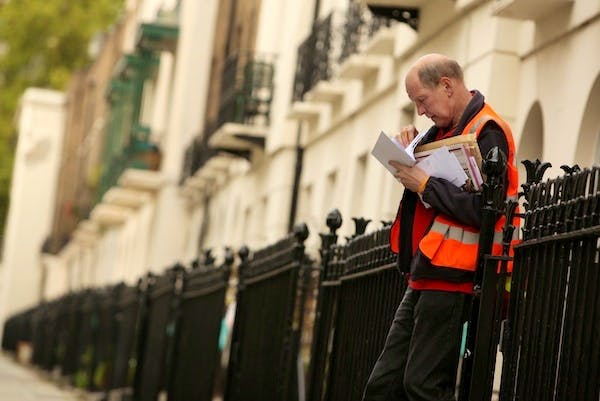 Postmen bitten by dangerous dogs will be affected by the changes to the Criminal Injuries Compensation Scheme. Picture: Getty