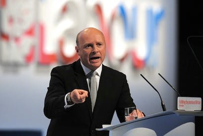 Liam Byrne says the balance of welfare in this country is 'completely out of whack'. Picture: Getty