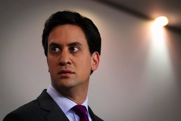 Ed Miliband has been trying to convince voters that Labour has a better offer to solve their struggles with the cost of living. Picture: Getty