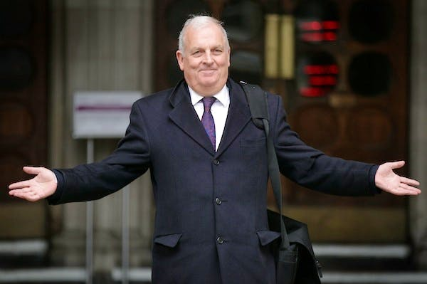 Kelvin MacKenzie argued yesterday that the South should stop subsidising the North. Picture: Getty