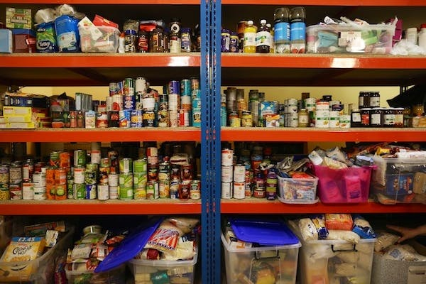 If we're throwing away around a third of food in a country where demand for foodbanks is mushrooming, there's a problem that ministers must talk about.