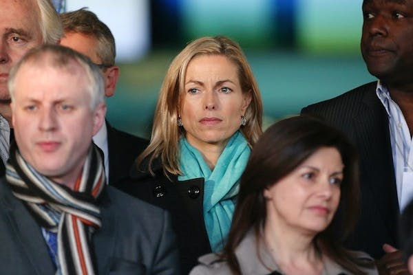 Kate McCann and other victims of press intrusion have expressed their disappointment that David Cameron has rejected proposals for statutory underpinning of a new system of press regulation. Picture: Getty