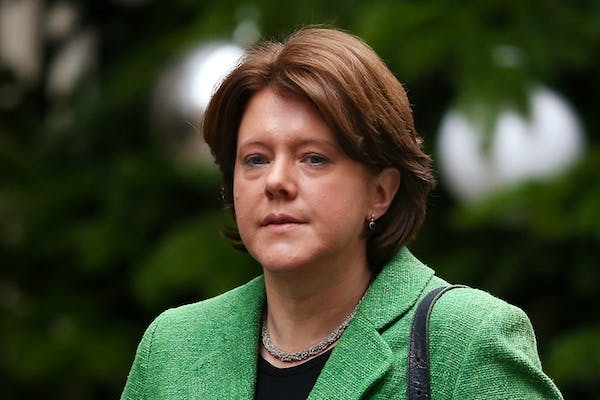 Maria Miller today unveiled protections for religious institutions that don't want to conduct gay weddings. Picture: Getty