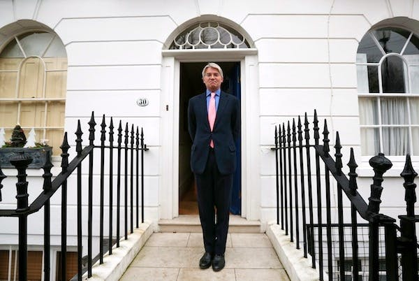 Andrew Mitchell says he no longer has confidence in the Metropolitan Police Commissioner. Picture: Getty