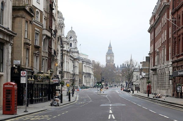 Francis Maude is trying to undo some of the gumming up of Whitehall. Picture: Getty