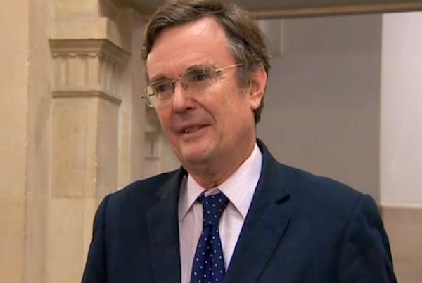 Lord Oakeshott criticised the decision to leave a mansion tax out of the Autumn Statement.